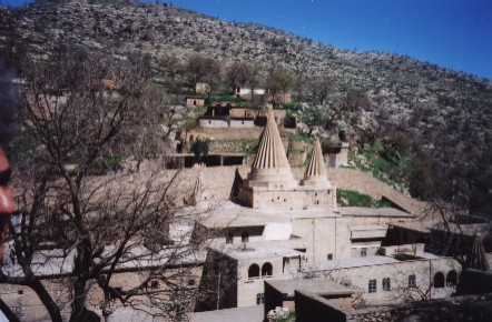 Towers of Lalish